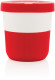 PLA cup coffee to go Small - Rood