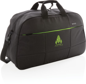 "Relatiegeschenk Soho business RPET 15.6"" laptop weekendtas PVC vrij"